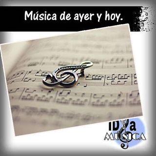 La música de ayer y hoy.