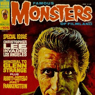 King Mob Famous Monsters Of Filmland Pt.1 27th April 2019