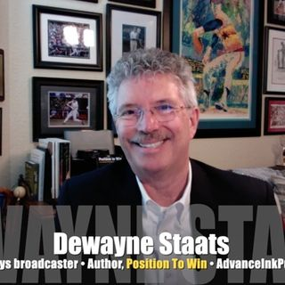 Position to Win is Dewayne Staats' favorite! INTERVIEW