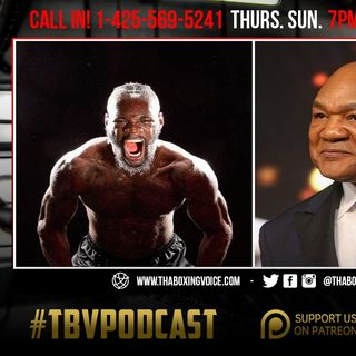 ☎️Wilder Accepts George Foreman's Offer to Train Him😱Canelo vs Saunders DONE❗️Plus Predictions🔥