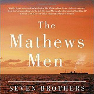 William Geroux Author Of Matthews Men