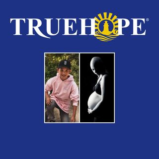 EP38: Cancer, Pregnancy & Givn Back with Luke Webb & Becky Boughton