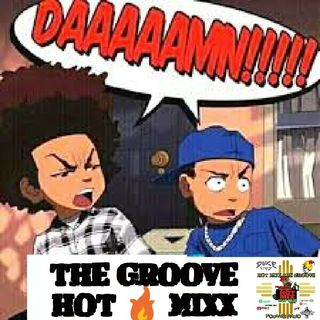 THE GROOVE HOT MIXX THURSDAY NOON MIXX WIT DJ BUGZ