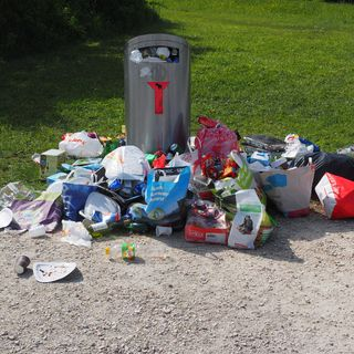 Episode 26 - Garbage In - Garbage Out