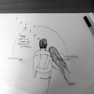 #telaspiegoiolacanzone - Rondini al Guinzaglio: l'amore e la libertà che prendono il volo