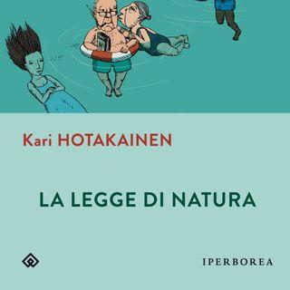 """Nicola Rainò """"La legge di natura"""" K. Hotakainen, Iperborea"""