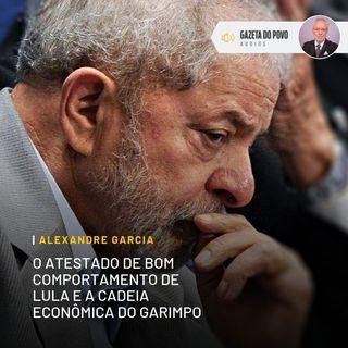 O atestado de bom comportamento de Lula e a cadeia econômica do garimpo