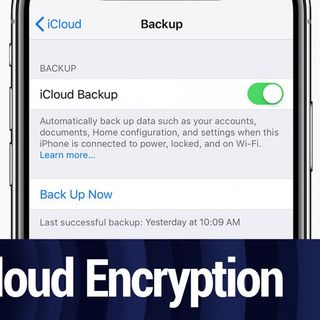 Did Apple Shelve Its Plans for Encryped iCloud Backups? | TWiT Bits