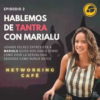 Tantra: el despertar de la sexualidad   Episodio 2 Johans Peláez y Marialu Tarazona