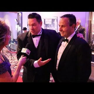 Red Carpet: Right Before Your Eyes from David Vincent Bobb interviews on the Hangin With Web Show