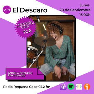 3x3 - Deja fuera tus prejuicios con el TCA - Ángela Pozuelo (Percusionista)