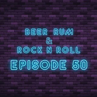 Episode 50 (INTERVIEW TODD KERNS - SLASH / TOQUE / AGE OF ELECTRIC / RAIDING THE ROCK VAULT / MINEFIELD)