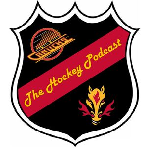 Hockey Podcast-Flames Game 4 Recap.