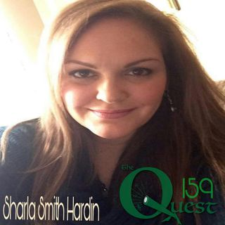 The Quest 159. Sharla Smith Hardin's GHOSTS OF WAR