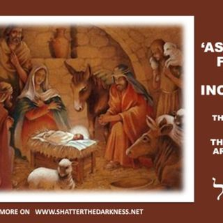ASTOUNDING INCARNATION SERIES PART TWO ASTOUNDING ...IT WAS GOD ALONE AND NO ONE ELSE