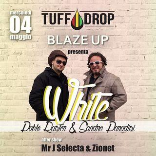 BLAZEUP Party feat. Sandro Paradisi & Pablo Raster / White