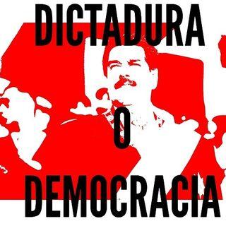 Dictadura o democracia
