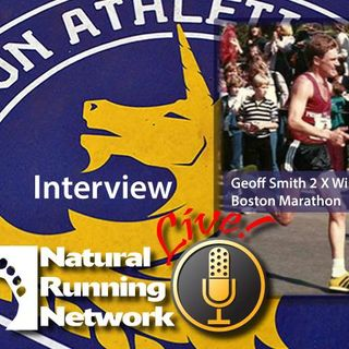 Interview - Geoff Smith 2 X Winner Boston Marathon