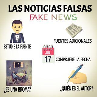 #NOTICIAS FALSAS