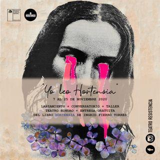 """Literatura y violencias hacia las mujeres: """"Yo leo Hortensia"""""""