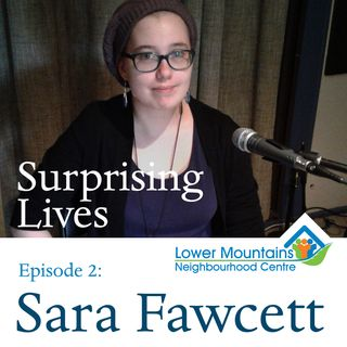 Sara Fawcett: Anxiety, Art and Everything Else