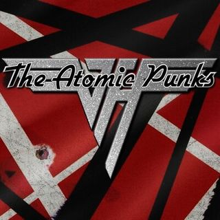 "Early Demo From The Atomic Punks Van Halen Tribute Band Covering ""She's The Woman"""