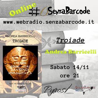 Andrea Barricelli a Radio Roma Capitale