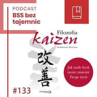 #133 Filozofia Kaizen