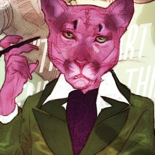 Source Material #186: Exit Stage Left: Snagglepuss Chronicles