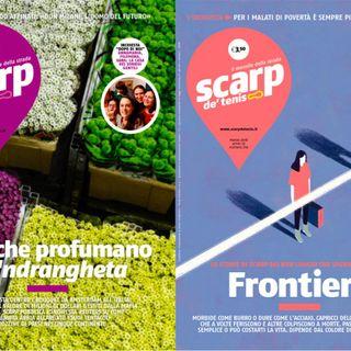 #7 - Scarp de' Tenis - Il giornale di strada che aiuta le persone in difficoltà