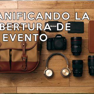 9: Planificando la cobertura de un evento