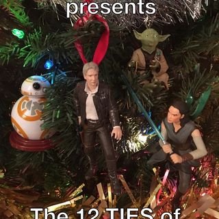 Episode 22-Holiday TIES Day 5--Star Wars Wish List