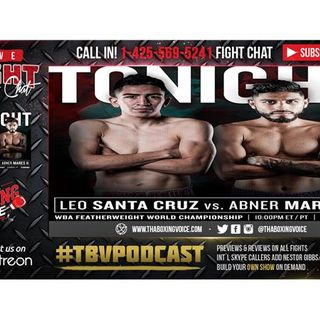 Leo Santa Cruz vs Abner Mares LIVE FIGHT CHAT & IMMEDIATE REACTION