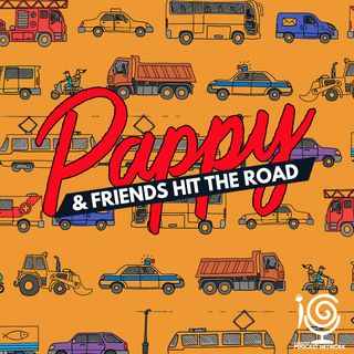 Pappy & Friends Hit the Road