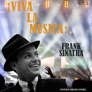Frank Sinatra: La historia de New York, New York y Fly Me to the Moon
