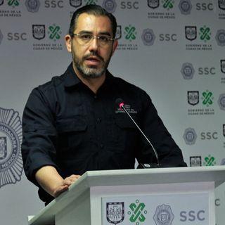 Jesús Orta encabeza operativo en la colonia Morelos