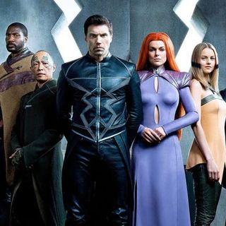 Inhumans & The Gifted