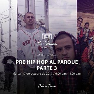 Hip Hop al parque 3