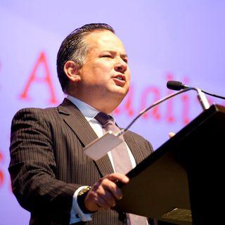 Precisa Santiago Nieto que respeta a Alejandro Gertz Manero