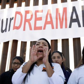 Dysfunctional Congress & Divided electorate = DACA