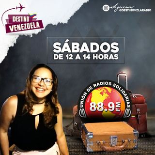 DESTINO VENEZUELA Temp 2 - Ep1. Feria Dharma y Teff