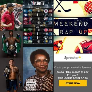 """Weekend Rap Up Ep. 124 - """"Hey! It's Tiger, Remember Me."""""""