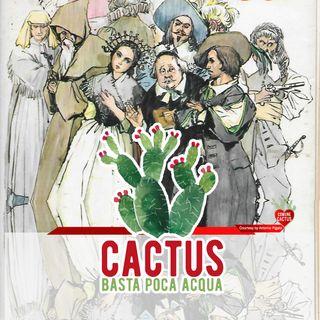 Cactus #22 - Manzoni ci serve o non ci serve? - 25/02/2021