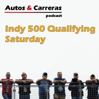 #IndyCrescendo La Clasificación Para La Indy 500 Explicada