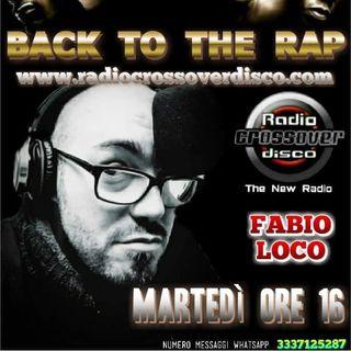 BACK TO THE RAP - FABIO LOCO