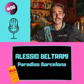 Hangover#06 Alessio Beltrami - Paradiso Barcelona
