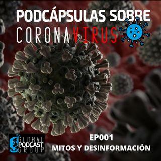 001 Mitos y consejos falsos sobre Coronavirus