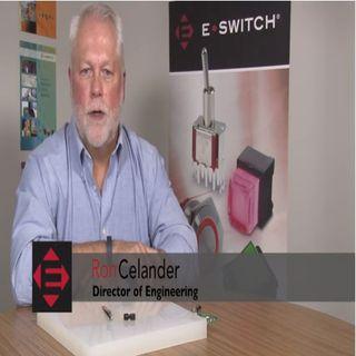 E-Switch PB400 Push Button Switch