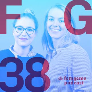 The most disruptive force in business right now /with FemGems38 Theo Kauffeld & Louisa Wiethold