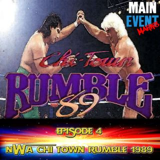 Episode 4: NWA Chi-Town Rumble 1989